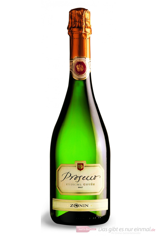 Zonin Prossecco Special Cuvee Brut 11 % 6-0,75 l Flaschen