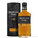 Highland Park 12 Jahre Orkney Single Malt Scotch Whisky 0,7l