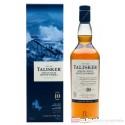 Talisker 10 years Skye Single Malt Scotch Whisky 0,7l