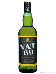 VAT 69 Blended Scotch Whisky 0,7l Flasche