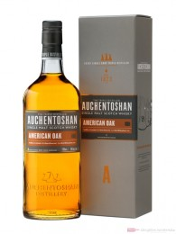 Auchentoshan American Oak Single Malt Scotch Whisky 0,7l