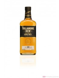 Tullamore Dew 10 Years Single Malt Irish Whiskey 0,7l