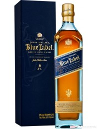 Johnnie Walker Blue Label Blended Scotch Whisky 0,7l