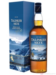 Talisker Skye Single Malt Scotch Whisky 0,7l Flasche