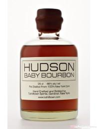 Hudson Baby BourbonWhisky 0,35l Flasche