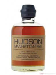 Hudson Manhattan Rye Whisky 0,35l Flasche