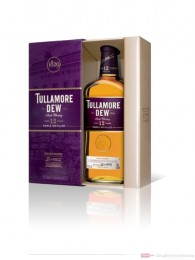Tullamore Dew 12 years Irish Whiskey 0,7l