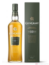Glen Grant 10 Years Old Single Malt Scotch Whisky 0,7l