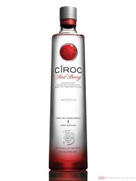 Ciroc Red Berry Infused Vodka 0,7l