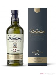 Ballantine`s 17 Jahre Blended Scotch Whisky 0,7l