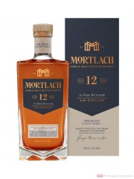Mortlach 12 Years The WEE WITCHIE Single Malt Scotch Whisky 0,7l