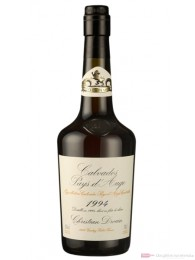 Christian Drouin Millesime 1994 Calvados Pays d'Auge 0,7l