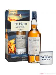 Talisker 10 Years mit Mug Single Malt Scotch Whisky 0,7l