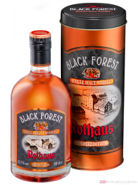 Black Forest Rothaus Edition 2016 Lemberger Cask Finish Whisky 0,5l