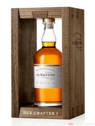 Balvenie DCS 5 2001 Single Malt Scotch Whisky 0,7l
