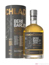 Bruichladdich Bere Barley 2010 Single Malt Scotch Whisky 0,7l