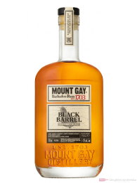 Mount Gay Black Barrel Barbados Rum 1,0l