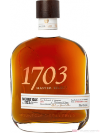 Mount Gay 1703 Master Select Barbados Rum 0,7l