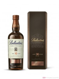 Ballantine's 30 Jahre Finest Blended Scotch Whisky 0,7l