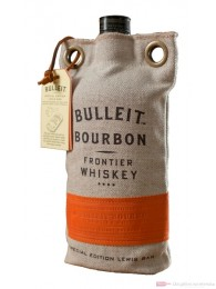 Bulleit Lewis Bag Kentucky Straight Bourbon Whiskey 0,7l