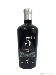 5th Air Black London Dry Gin 0,7l