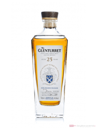 Glenturret 25 Years Single Malt Scotch Whisky 0,7l
