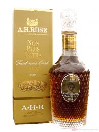 A. H. Riise Non Plus Ultra Sauternes Cask Rum 0,7l