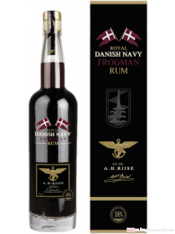 A. H. Riise Frogman Rum 0,7l