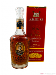 A.H. Riise Non Plus Ultra Ambre d'Or Excellence Rum 0,7l
