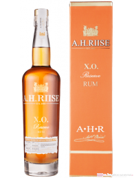 A. H. Riise X.O. Reserve Rum 0,7l