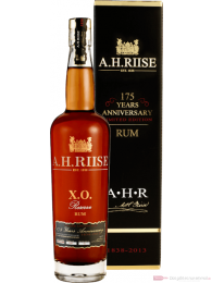 A. H. Riise X.O. Reserve 175 Anniversary Rum 0,7l