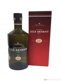 Aalborg Jule Akvavit Limited Edition 2015 0,7l Flasche