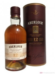 Aberlour 12 Years Double Cask Matured Single Malt Scotch Whisky 0,7l