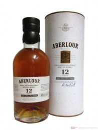 Aberlour 12 Years Non Chill Filtered Single Malt Scotch Whisky 0,7l