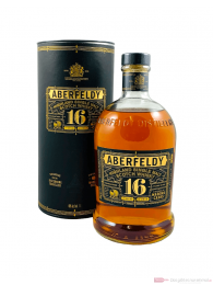 Aberfeldy 16 Years Madeira Cask Single Malt Scotch Whisky 1,0l