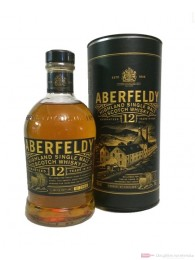 Aberfeldy 12 Jahre Highland Single Malt Scotch Whisky 0,7l