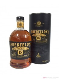 Aberfeldy 18 Jahre Single Malt Scotch Whisky 1,0l