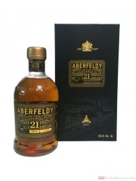 Aberfeldy 21 Jahre Highland Single Malt Scotch Whisky 0,7l