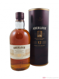 Aberlour 12 Years Double Cask Matured Single Malt Scotch Whisky 1,0l