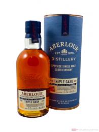 Aberlour Triple Cask Single Malt Scotch Whisky 0,7l