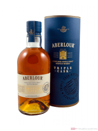 Aberlour Triple Cask Single Malt Scotch Whisky 0,7l