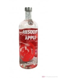 Absolut Äpple Vodka 1,0l