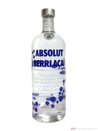 Absolut Berri Acai Vodka 1,0l