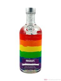 Absolut Blue Pride Edition Vodka 0,7l