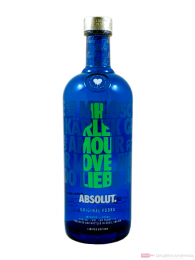 Absolut Vodka Love Limited Edition 1,0l