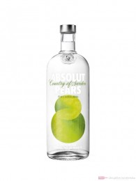 Absolut Vodka Pears 1,0l