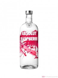 Absolut Vodka Raspberry 1,0l