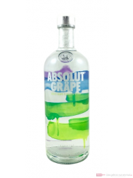 Absolut Vodka Gräpe 1,0l