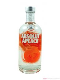 Absolut Peach Vodka 0,7l