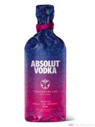 Absolut Vodka Tomorrowland Edition 0,7l